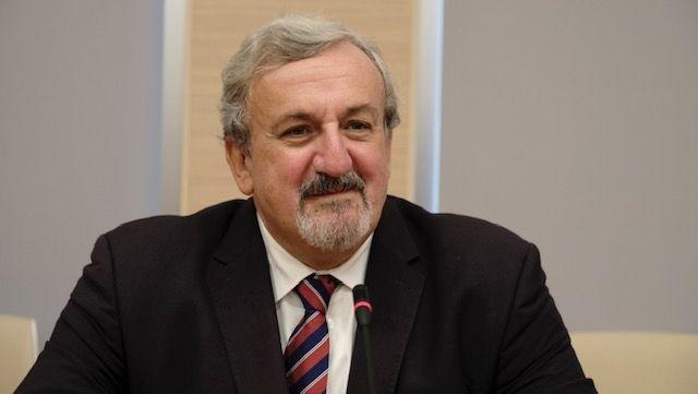L'attuale presidente pugliese Michele Emiliano