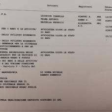 TAR, RICORSO GPL MANFREDONIA