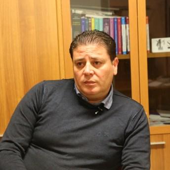 Il già vice sindaco del Comune di Manfredonia, Salvatore Zingariello (ph SQ)