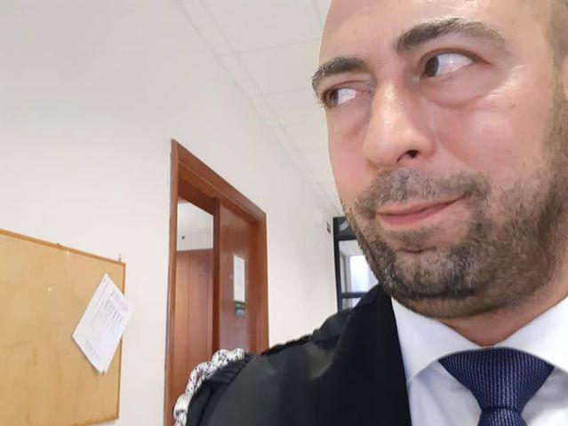 L'AVVOCATO ANDREA PETITO (PH SQ, MF 14.01.2020)