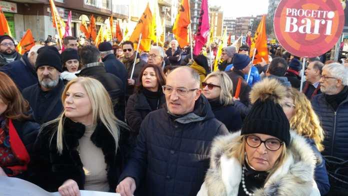 #foggialiberafoggia (ph enzo maizzi, 14 gennaio 2020)