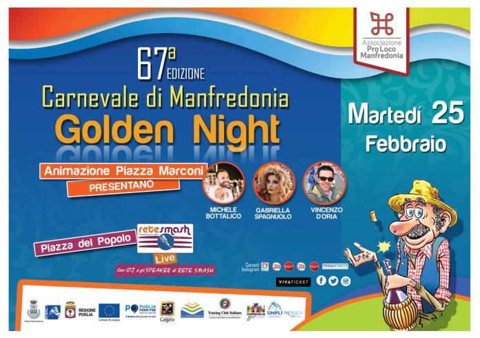 GOLDEN NIGHT MANFREDONIA