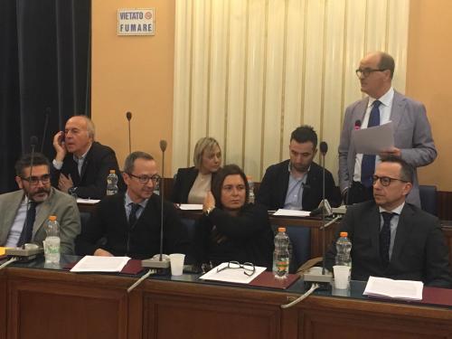 Il Consiglio comunale approva, all'unanimità, le proposte avanzate dal Partito Democratico per sostenere la mobilitazione istituzionale e civica contro l'aggressione mafiosa ed a sostegno delle forze sane cittadine.