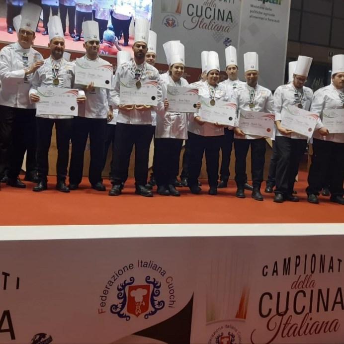 Team Associazione Cuochi Gargano e Capitanata