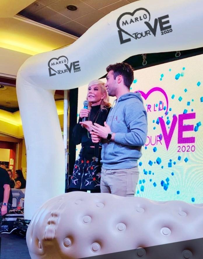 ZAGATO MAPI Love tour 2020