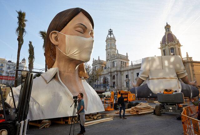 """fonte image Internazionale - """"La pandemia di coronavirus nel mondo"""""""