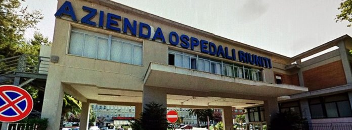 Ingresso monumentale Ospedali Riuniti - www.sanita.puglia.it