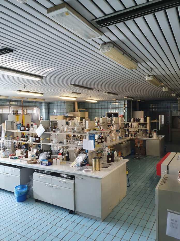 Interni laboratori Lachimer Azienda Speciale CCIAA Foggia (1)