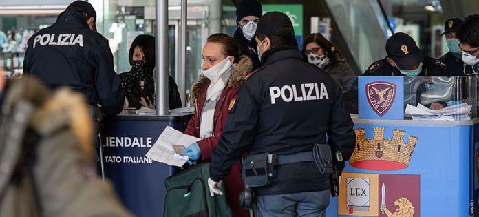 CONTROLLI POLIZIA - fonte image M.Losito