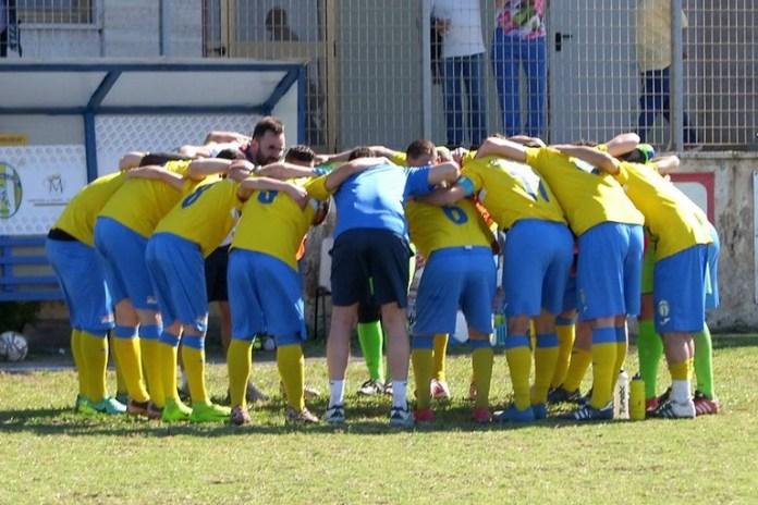 Don Uva calcio Bisceglie (foto archivio bisceglieviva)