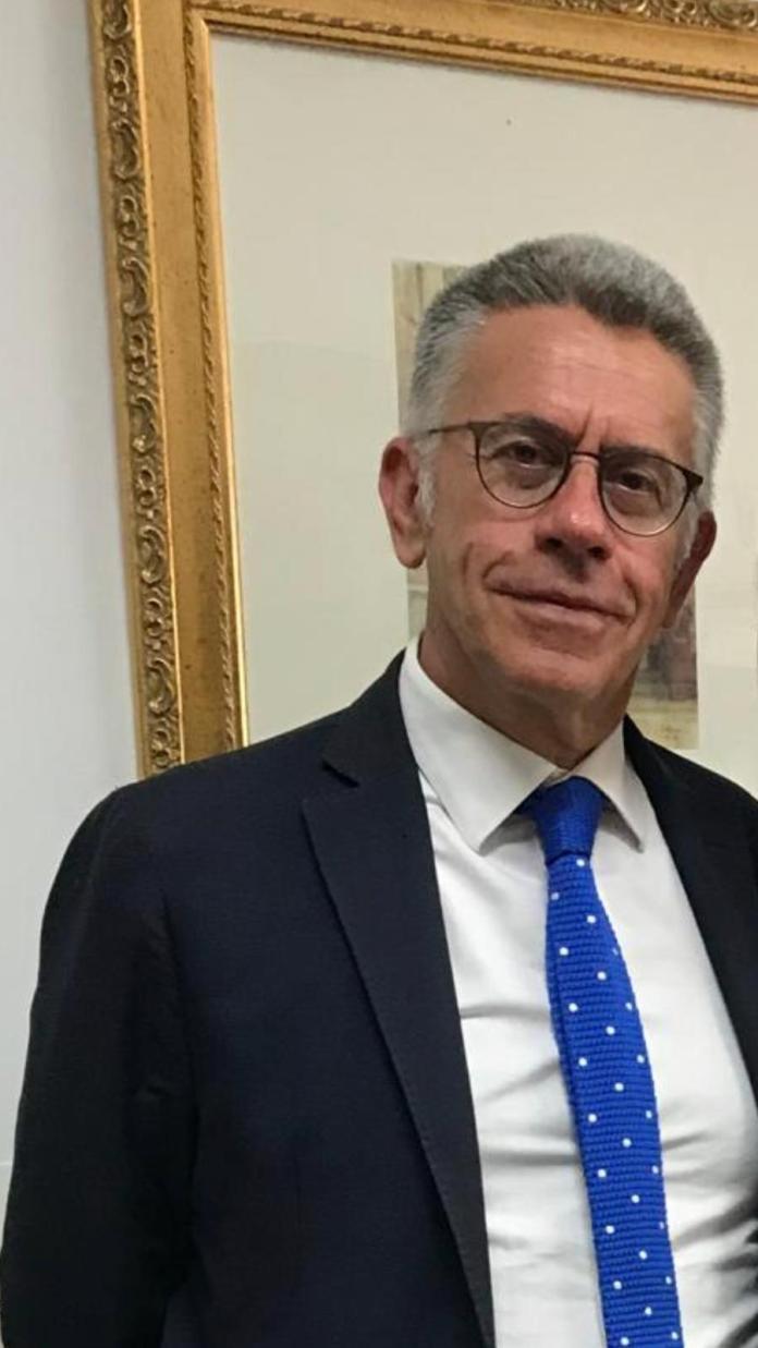 IL DIRETTORE GENERALE DEGLI OO.RR. DI FOGGIA, DR. VITANGELO DATTOLI (ST)