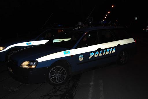 POLIZIA, OPERAZIONE NOTTURNA - PH OTTOETRENTA