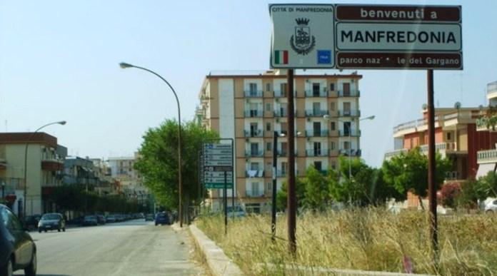 INGRESSO MANFREDONIA, FONTE TGCOM24