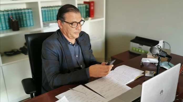 L'AVVOCATO PAOLO CAMPO, consigliere regionale Unione di Centro