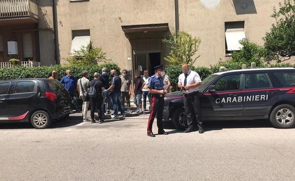 Emerge da indagine carabinieri, i due erano molto amici (IL TEMPO)