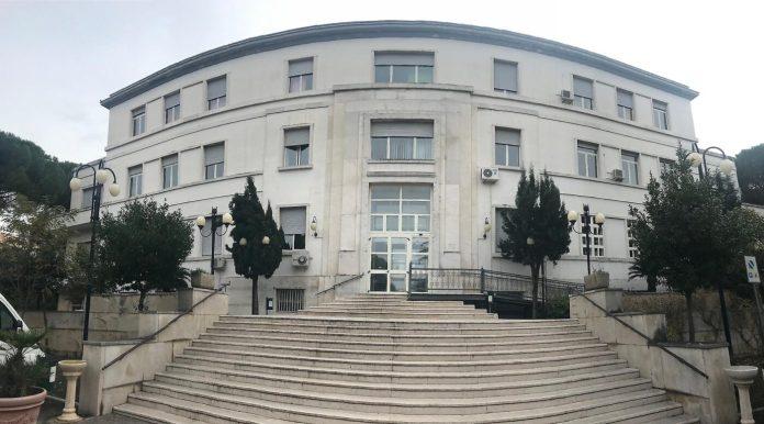 """L'OSPEDALE COLONNELLO D'AVANZO. FONTE IMAGE """"ILMATTINODIFOGGIA"""""""