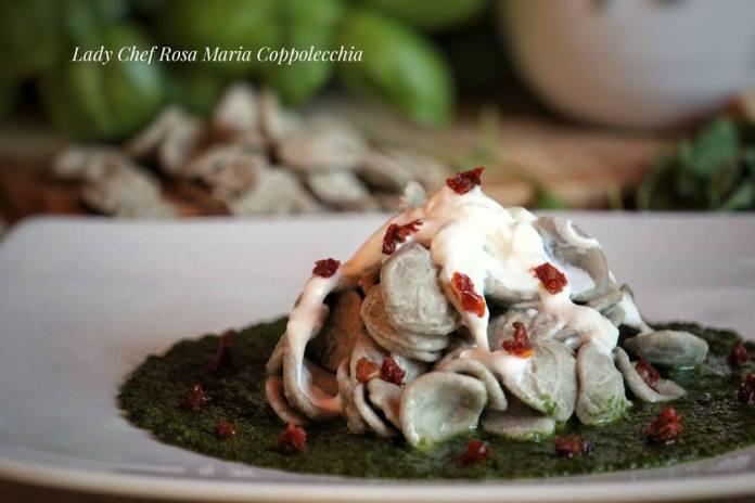 copertina - Lady Chef Manfredonia Rosa Maria Coppolecchia