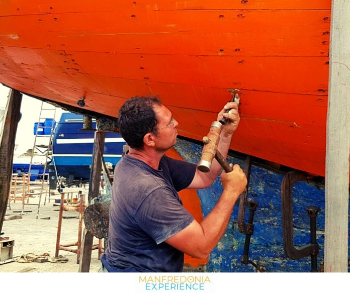 cantiere rucher (fonte image Manfredonia Experience)