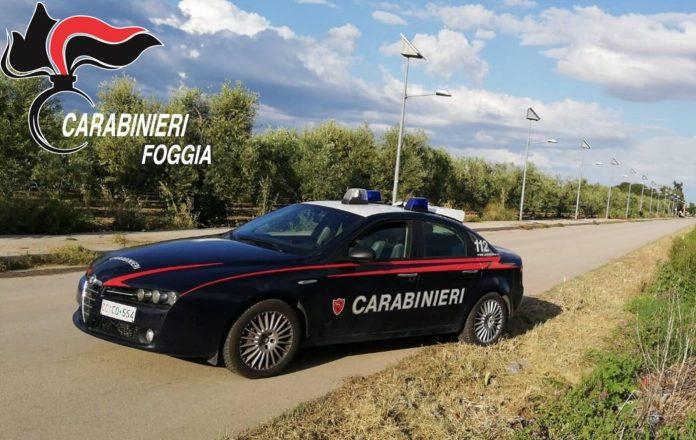 Carabinieri Cerignola autoradio (2)