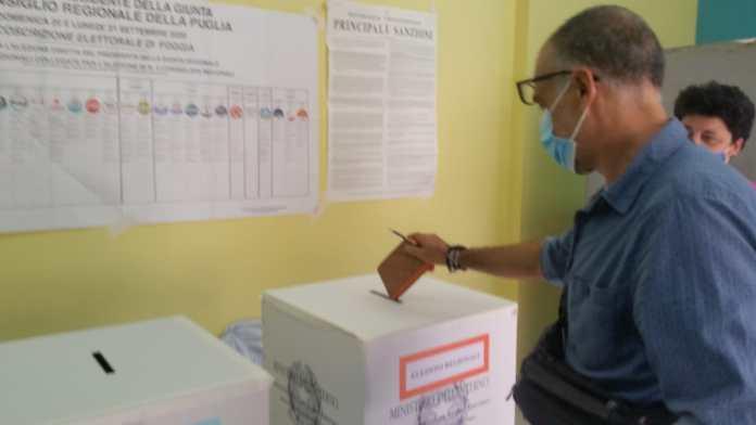 elezioni, qui Foggia (ph enzo maizzi)