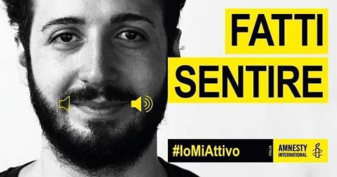 """Il gruppo 134 Foggia di Amnesty International Italia presenta #Iomiattivo, """"Yellow Wednesday, un mercoledì da leoni"""". #IomiAttivo conta più di 100 iniziative in Italia dal 25 al 31 ottobre perché per cambiare tutto c'è bisogno di tutti"""