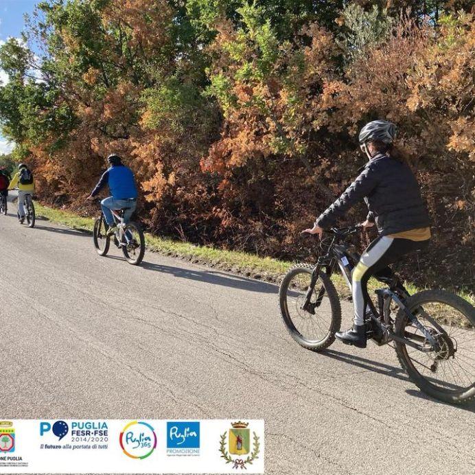Biccari press tour bike 3