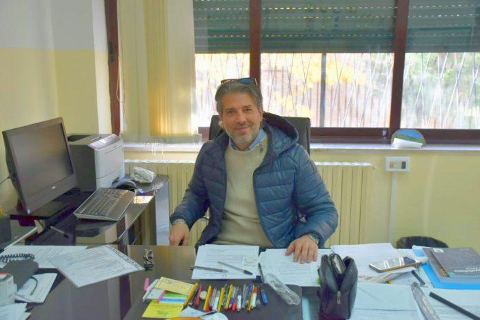 Il dirigente scolastico Prof. Luigi Talienti (from sito ufficiale I.P.E.O.A. M.Lecce)