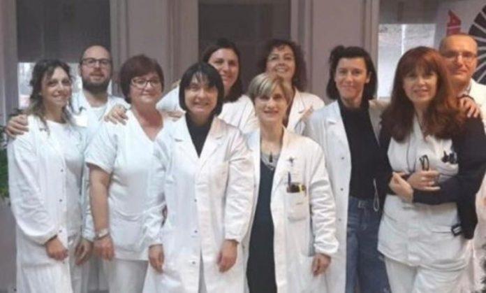 Centro Trasfusionale del Policlinico Riuniti di Foggia (immagine d'archivio)