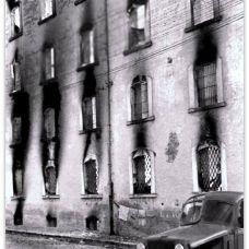 15 dicembre 1950- Incendio del mulino-pastificio D'Onofrio & Longo