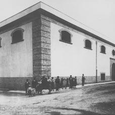 1925 magazzino Aldino via Montebarone, poi P. Umberto