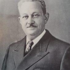 Il proprietario del mulino-pastificio Vincenzo D'Onofrio (1887-1964)