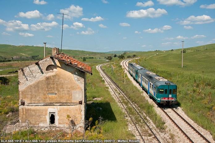 Photorail - 333 - Foggia-Potenza (IMMAGINE COPYRIGHT DELLA FONTE CHE SI RIPORTA, E CHE SI RINGRAZIA)