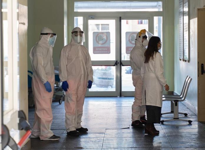 Report aggiornato situazione pazienti Covid-19 ricoverati presso il Policlinico Riuniti di Foggia