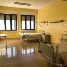 foto 5 -stanza di degenza - comunicato stampa n. 8