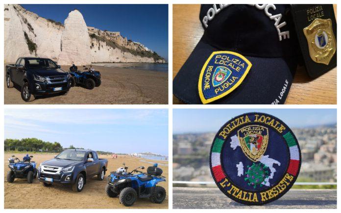 Il Comando Polizia Locale di Vieste, con la preziosa collaborazione della Tenenza Carabinieri di Vieste sta effettuando servizi mirati per monitorare luoghi di ritrovo di giovani e giovanissimi.