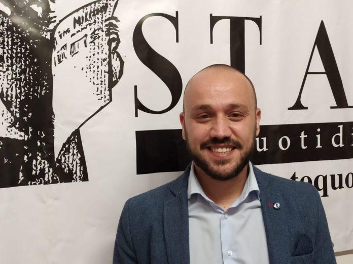#GiurodiFare! Raffaele Caputo (Segretario cittadino Partito Democratico di Manfredonia):