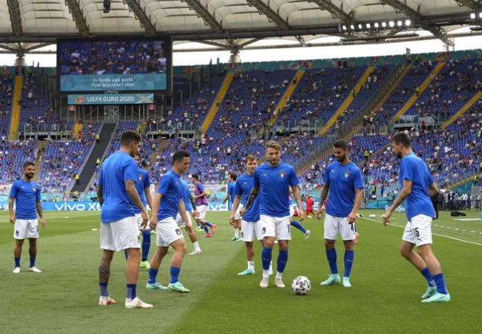 Gruppo, spettacolo e vittorie. Sono queste le 3 parole del percorso netto agli Europei di Calcio per gli azzurri di Roberto Mancini.
