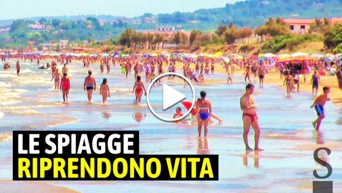 Spiaggia Foce Varano