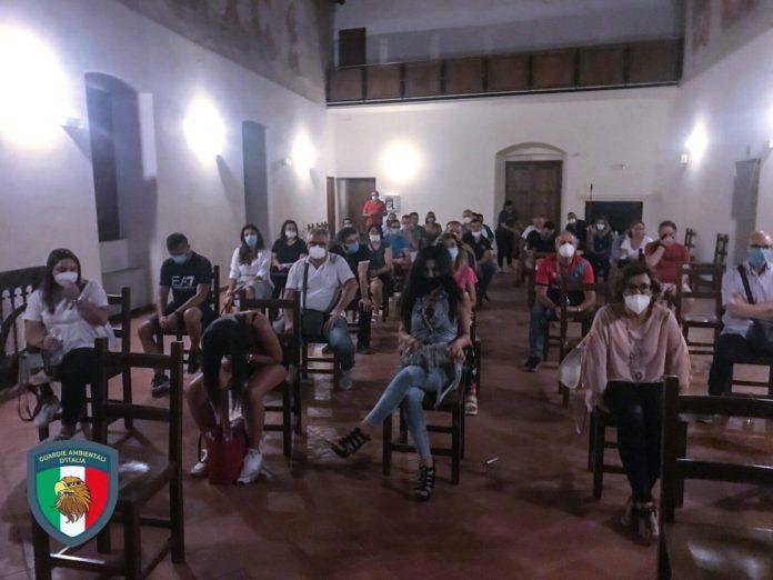 Foggia, 16 luglio 2021. Si è tenuto nella cittadina di Torremaggiore, giovedì 15 luglio, a partire dalle ore 20,00, presso la Sala del Trono del Castello Ducale