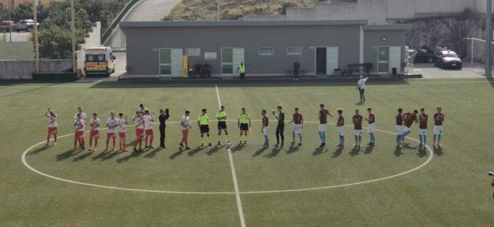 Prima sconfitta casalinga del Manfredonia: il Borgorosso Molfetta vince 2 a 0