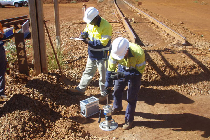 Geotechnical Services - Field Test and Techniques