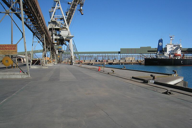 Inspection - WHARF DECK INSPECTION