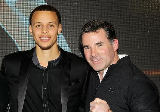 Image result for steph curry and kevin plank