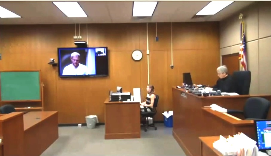 Watch Arraignment Of Man Charged With Murdering Firefighter Dennis Rodeman At Mda Road Block