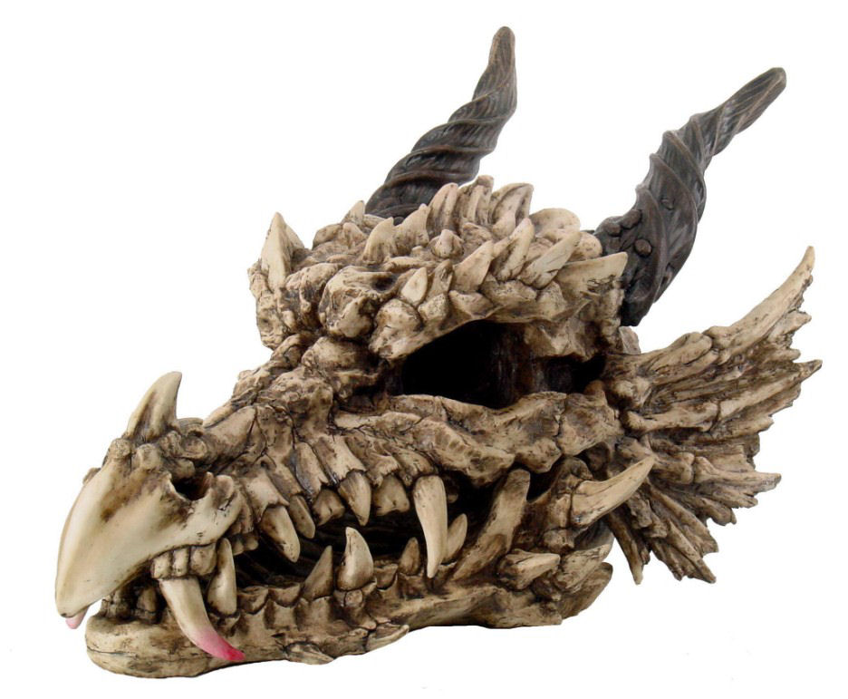 Dragon Skull Large Statue