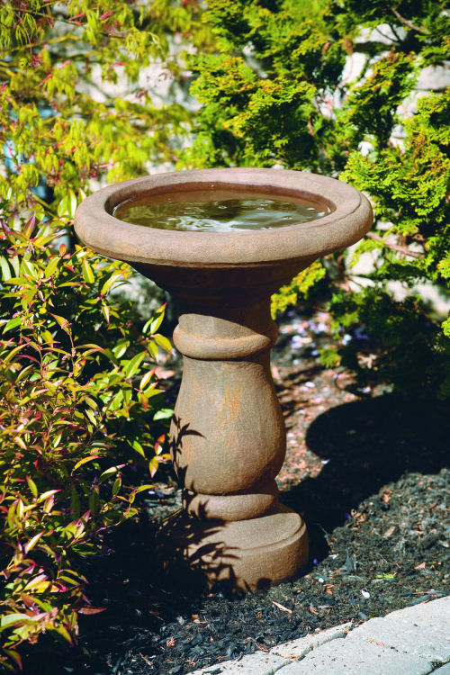 Plantation Bird Bath