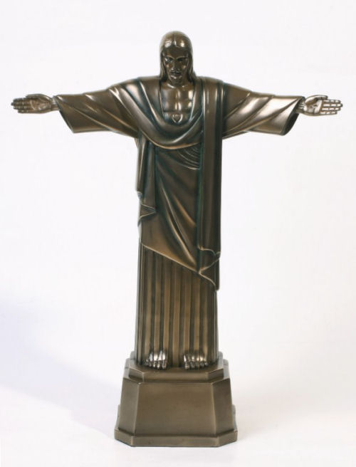 Christ the Redeemer Designer Resin Statue