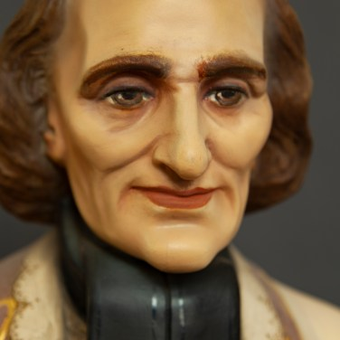 Saint John Vianney SJV44 detail head