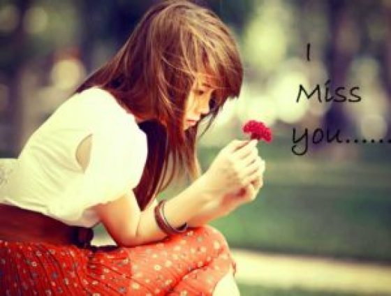 I Miss You Whatsapp Dp