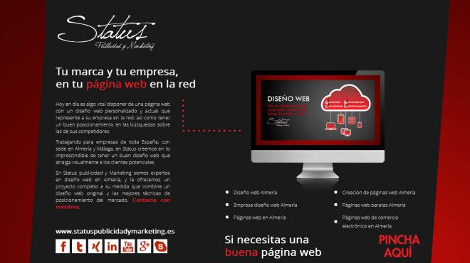 La función de la microweb es la promoción de un producto o servicio a través de internet. Una microweb es una página web barata